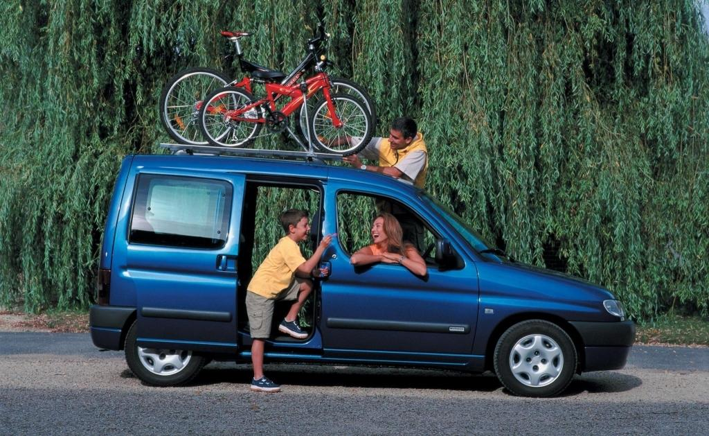 Berlingo Multispace 1999