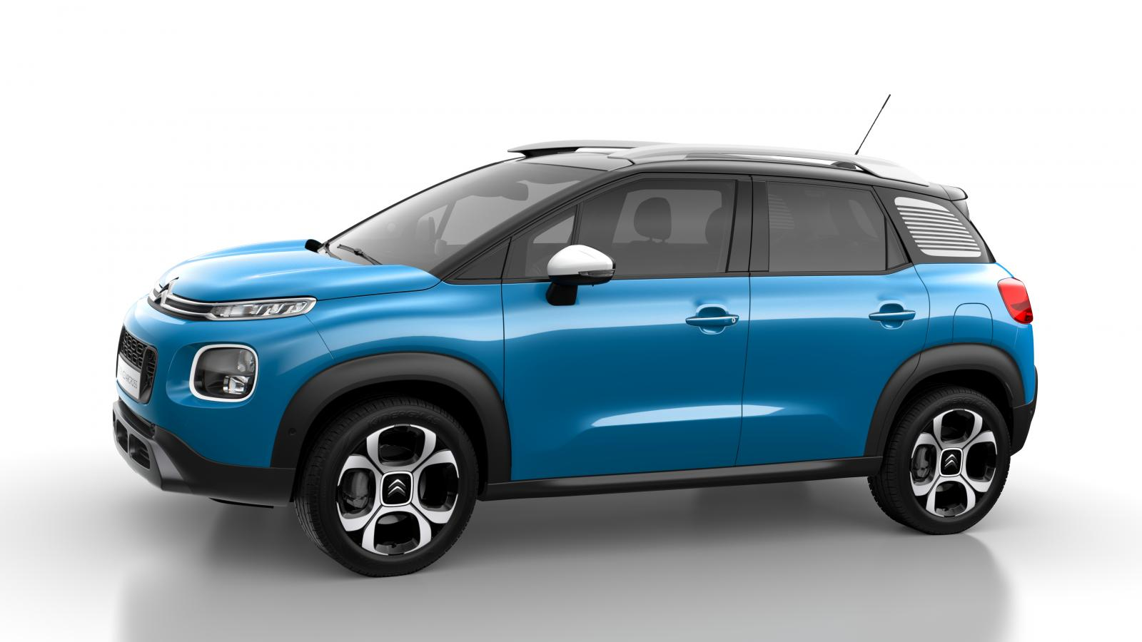 SUV Compact C3 Aircross Breathing Blue