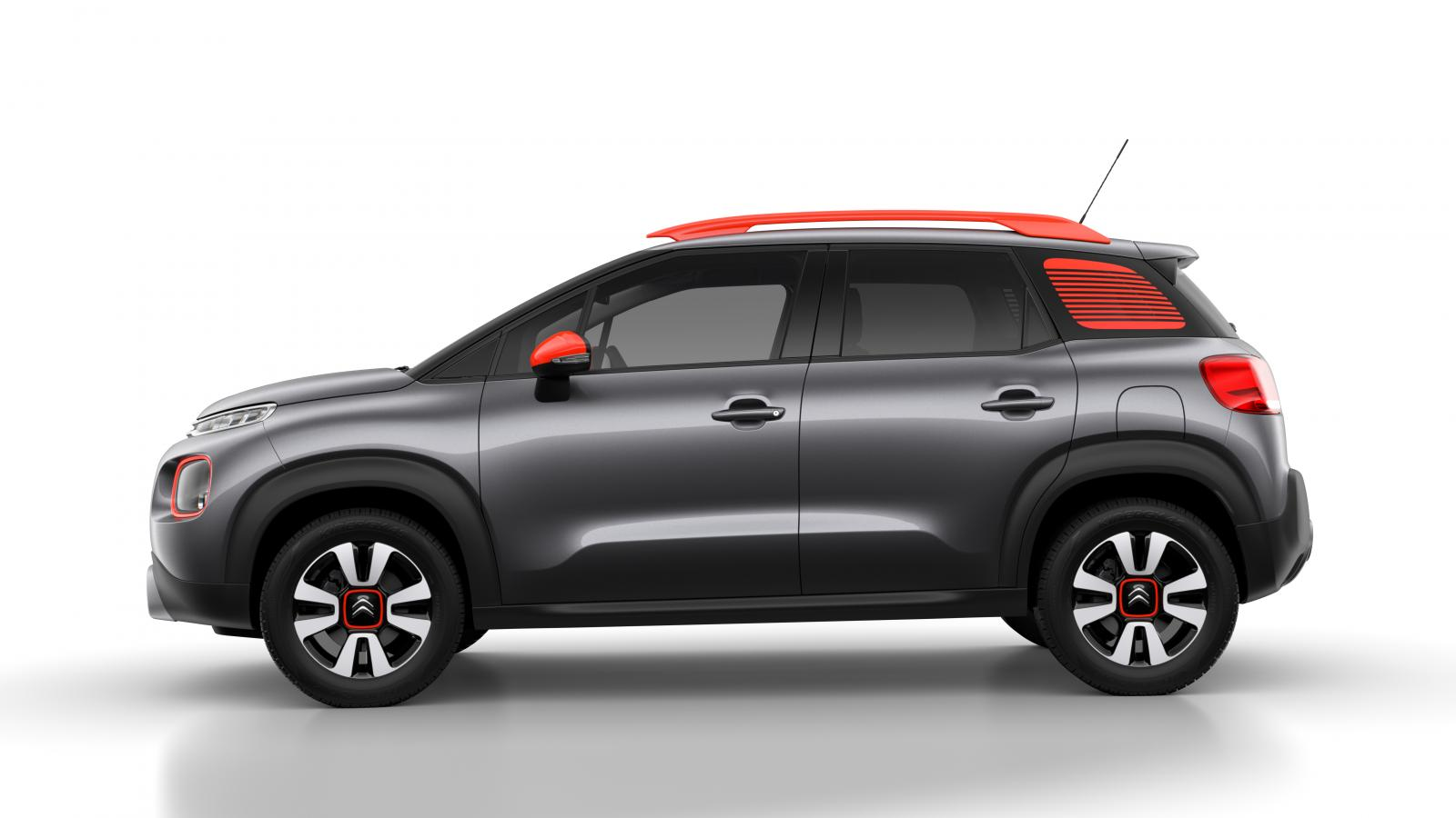 SUV Compact C3 Aircross Misty Grey
