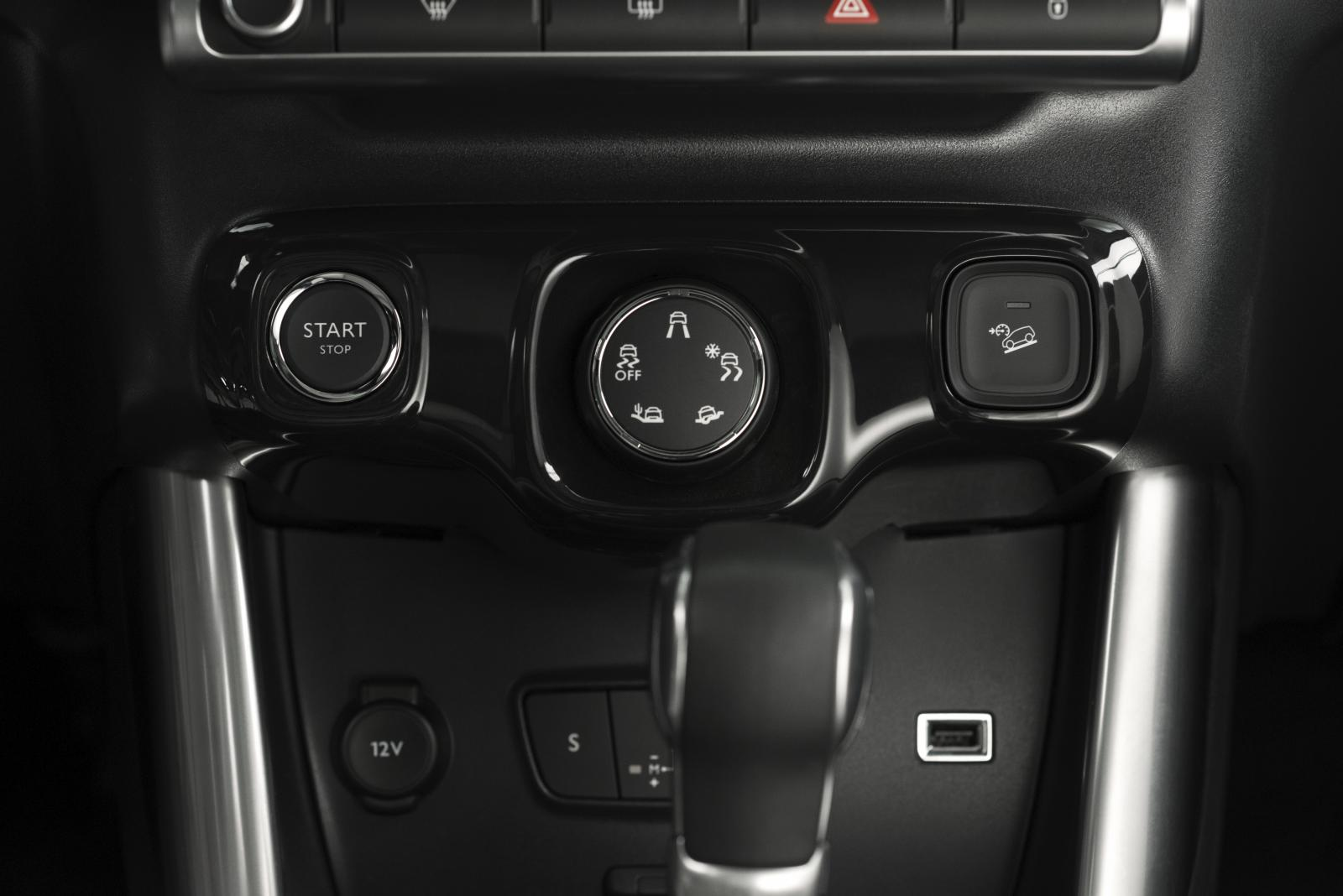 SUV Compact C3 Aircross Grip Control